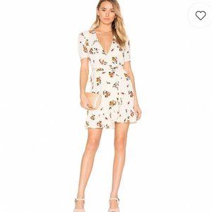 Privacy Please June Dress in Ivory Sz XS EUC